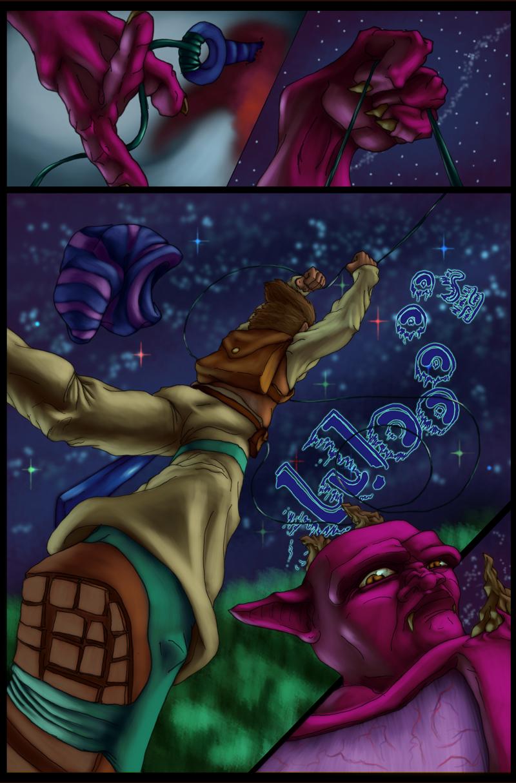facebook.com/Et-Spiritus-Divino-799756993397227/  tapastic.com/series/Et-Spiritus-Divino